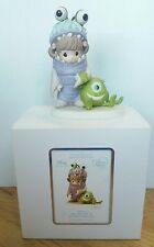 Precious Moments Disney Showcase Monsters Inc Boo And Mike