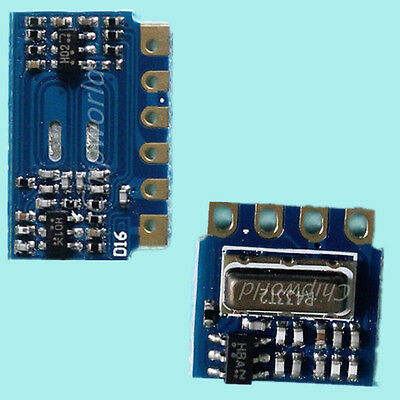 433Mhz MINI Wireless Transmitter and Receiver Module Wireless Transceiver Board