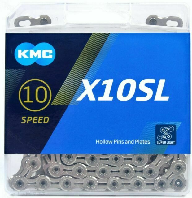 9 10 11-Speed 116-Link Stretch-Proof Bike Chain fits Mountain MTB