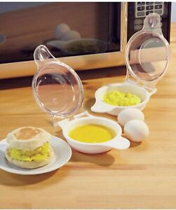 Ton Gifts Microwave Egg Cooker