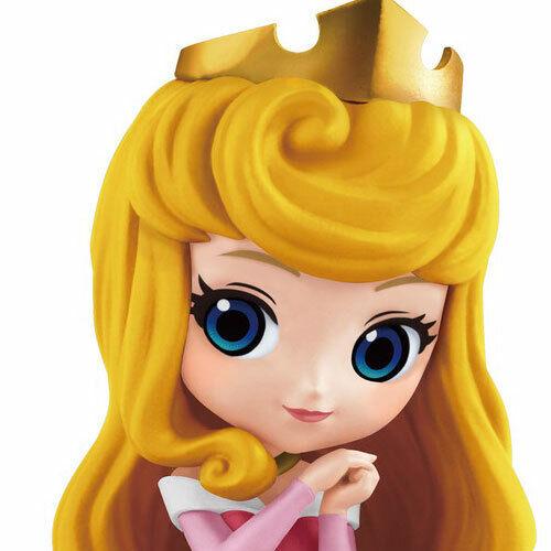 Disney Characters Q Posket Petit Princess Figure Pre-Order Aurora