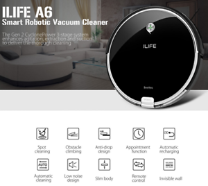 ILIFE-A6-Smart-Cleaning-Vacuum-Robot-1000pa-Robot-per-aspirapolvere-intelligente