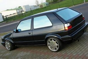 VW Golf 2 Scheibengummi Dichtungssatz  Retro Rar Bj 82-93 16v 8v G60   3 Türer