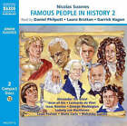 Famous People in History: v. 2 by Nicolas Soames (CD-Audio, 2000)