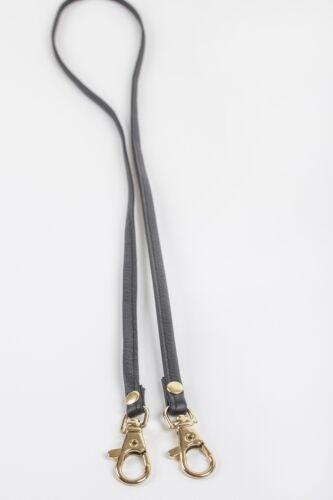 """Strap Black 36/"""" Purse Strap Leather Cord Strap Leather Strap Black Strap"""