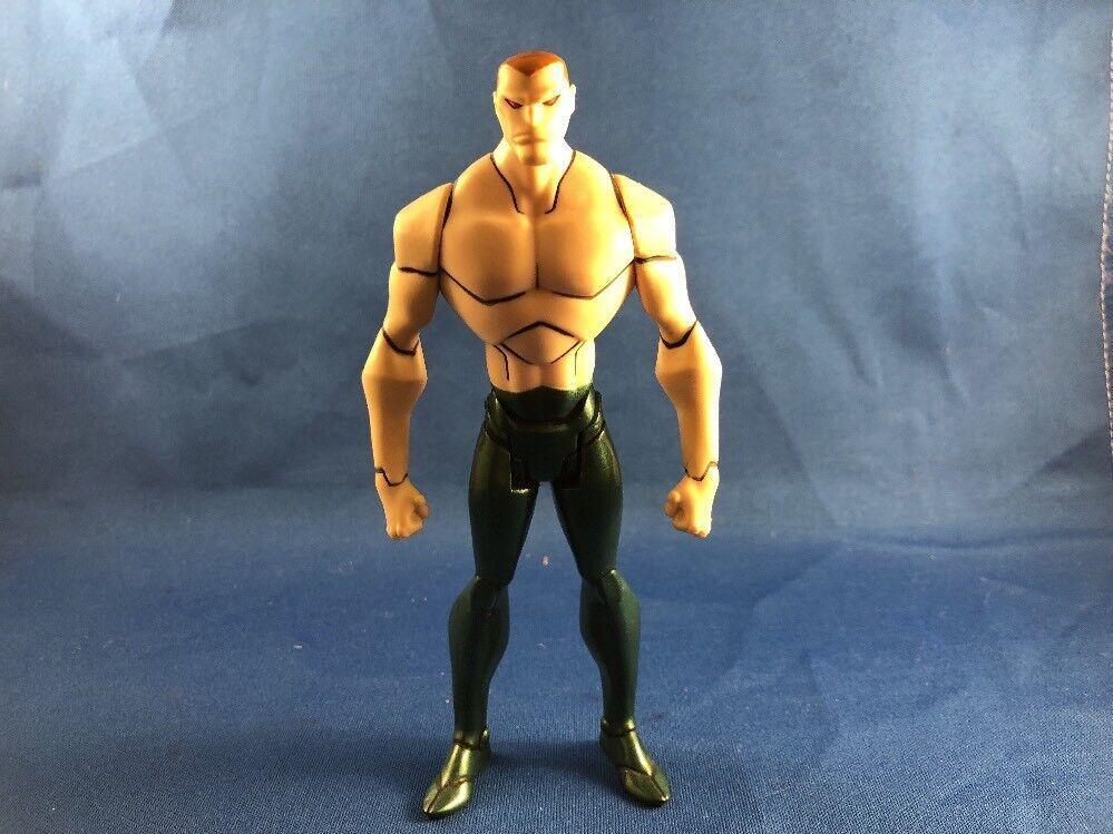 DC Comics Young Justice Build A Figure Amazo