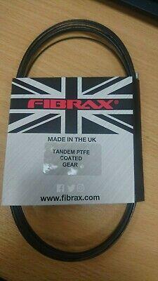 FIBRAX Revêtement en Téflon Vélo Câble de frein-XL Longueur-TANDEM//Cargo 3050 mm Vélo