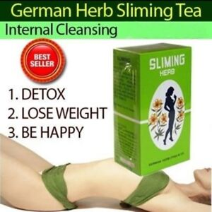 Details About German Herb Slimming Tea Burn Diet Weight Loss Fit Fast Detox Anti Constipation