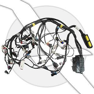 Volvo Penta 5 0 5 7 V8 Gi Gxi Motor Marine Engine Wiring Wire Harness 21512120 Ebay