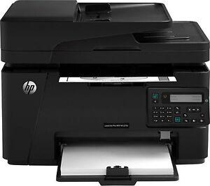 принтер hp laserjet pro m127fn драйвер