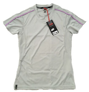Gheodesick Technical Grey Cod 722030 Donna Tecnica Grigia shirt Maglia Women T qOaUxR