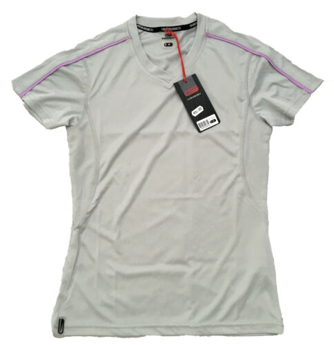 Technical Gheodesick Grey 722030 Donna Grigia Women Maglia shirt Tecnica Cod T 45PwRqx5