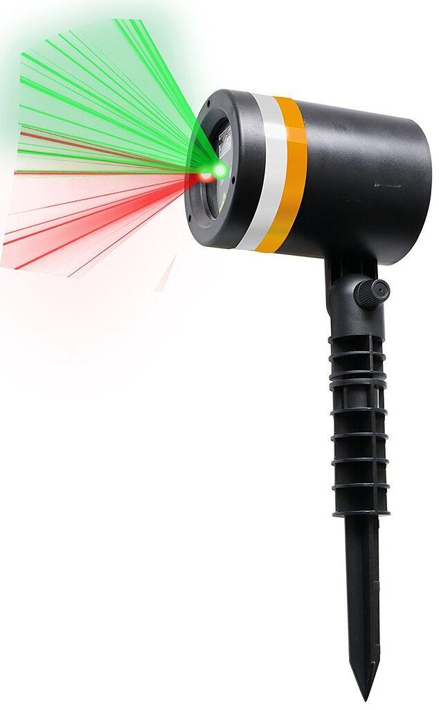 QFX Light Burst Indoor Outdoor Christmas Holiday Laser Light    eBay