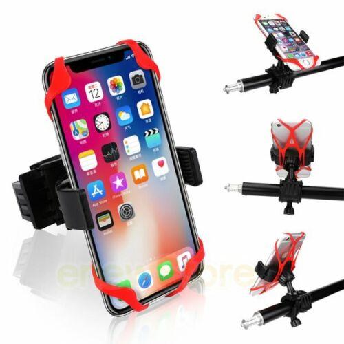 Universal Motorcycle MTB Bike Bicycle Handlebar Mount Holder For mobile Phone