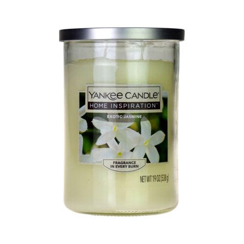 Yankee Candle parfumées parfum Bougies Home inspirations grand bocal en verre 538 g
