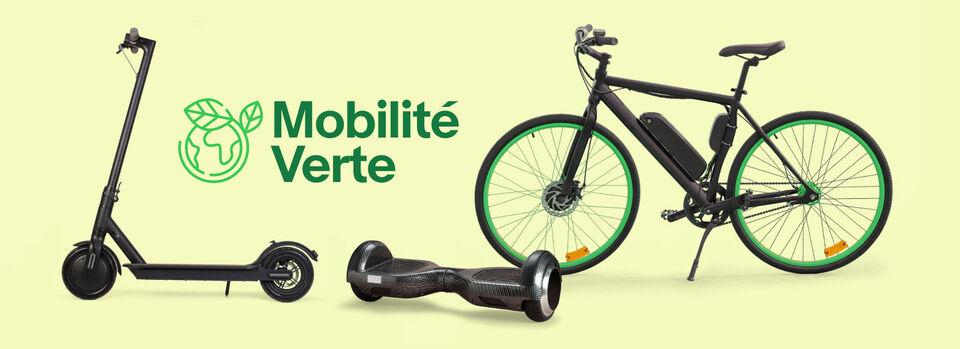 Découvrir - Préférez les transports écologiques !