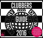 Clubbers Guide 2016 by Various Artists (CD, Feb-2016, 2 Discs, Ministry of Sound)
