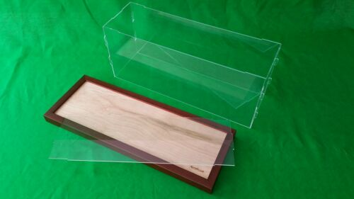 """22/""""x15/""""x16/"""" Table Top Display Case Box for Doll Houses Doll and Bears Dollhouses"""