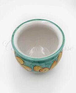 Vasi In Ceramica Di Vietri.Cachepot Porta Vaso Ceramica Di Vietri Decorato A Mano Made In