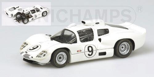 aquí tiene la última Chaparral 2D Chevrolet 1 43 24 horas le mans 1966 1966 1966 P. Hill J. Bonnier Caja De Regalo  para barato