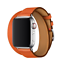 Leather-Watch-Band-Herme-Belt-Single-Double-Tour-For-Apple-Watch-Series-4-3-2-1 thumbnail 39