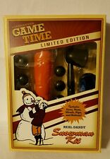 Saddlebred Game Time Limited Edition Real Dandy Snowman Kit