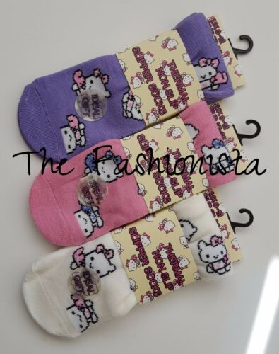 12,6X Pairs Women Girls boys Men Soft Thermal Gripper Slipper Socks Bed Sock