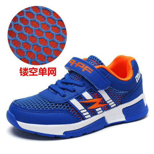 Kid/'s Boy/'s Casual Mesh Sneakers Athletic Summer Walking Outdoor Running Shoes