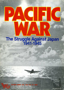 Avalon-Hill-Pacific-War-PDF-Reference-Disc-Free-P-amp-P