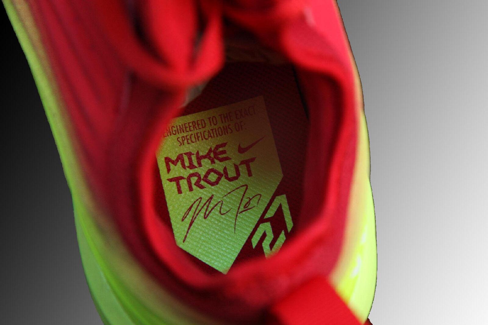 de nouveaux hommes nike taille taille taille de vapeur lunaire métaux 11 chaussures de baseball 654853 truite 61 7 c7bb7d