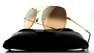5f25274a273d5 NEW Authentic RAY-BAN THE GENERAL Bronze Copper Brown Sunglasses RB ...