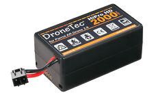 Parrot ar Drone 2.0/1.0 * Power tuning batería * 2000mah * nuevo * el original!!!
