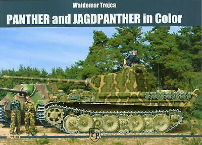 IS-1 Is-2 ISU-122 ISU-152 in Color Panzer Tank Modellbau Bildband Trojca