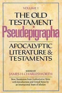 The-Old-Testament-Pseudepigrapha-Volume-1-Apocalyptic-Literature-and-ExLibrary