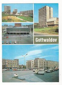 7-319-AK-UNBESCHRIEBEN-GOTTWALDOV
