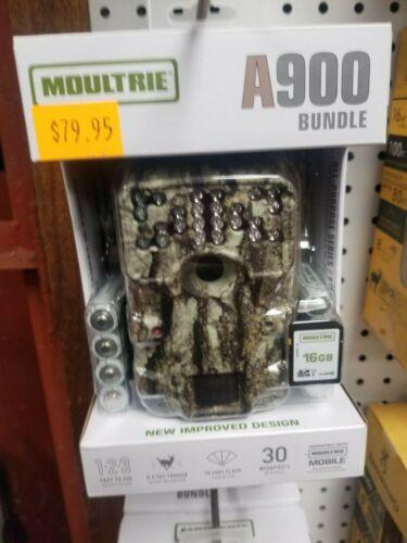 Moultrie A-900 Bundle