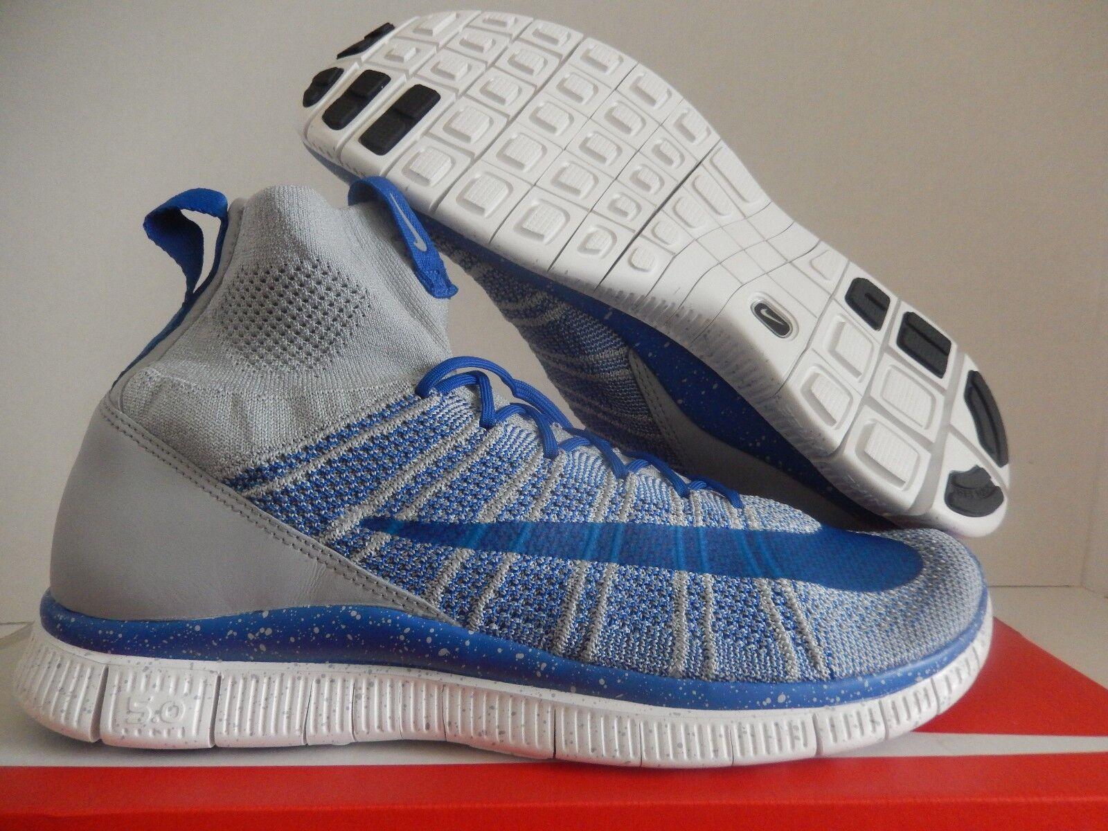Nike libera royal flyknit volubile lupo grey-game royal libera blue-nero sz 11,5 [805554-003] 2b6e00