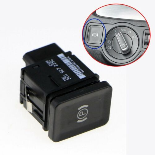 Electronic Handbrake Brake Button Parking Switch For VW PASSAT B6 3C K6