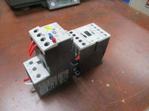 Drives & Starters Eaton Starter XTCE012B10 XTOE020BCS ZEB12-20 24V ...