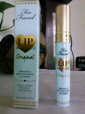 TOO FACED Lip Insurance Lip Primer ORIGINAL 0.15oz Full SZ BNIB w/Receipt