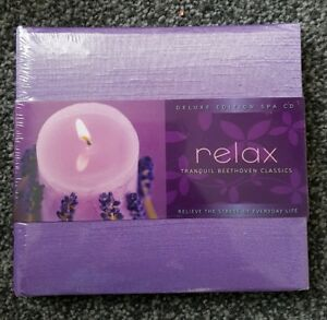 Relax-Tranquil-Beethoven-Classics-Relaxation-Cd-New-And-Sealed