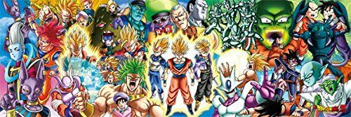 NEW Jigsaw puzzle 950 pieces Dragon Ball Z Chronicles III 950-38 Ensky F S