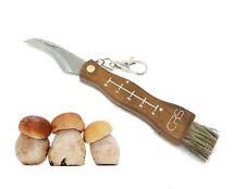Pilzmesser Schwammerlmesser Pilze Pfifferlinge suchen Messer Bürste Anhänger