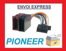 ADAPTATEUR FAISCEAU CABLE ISO AUTORADIO POUR PIONEER DEH-7300BT 8300SD