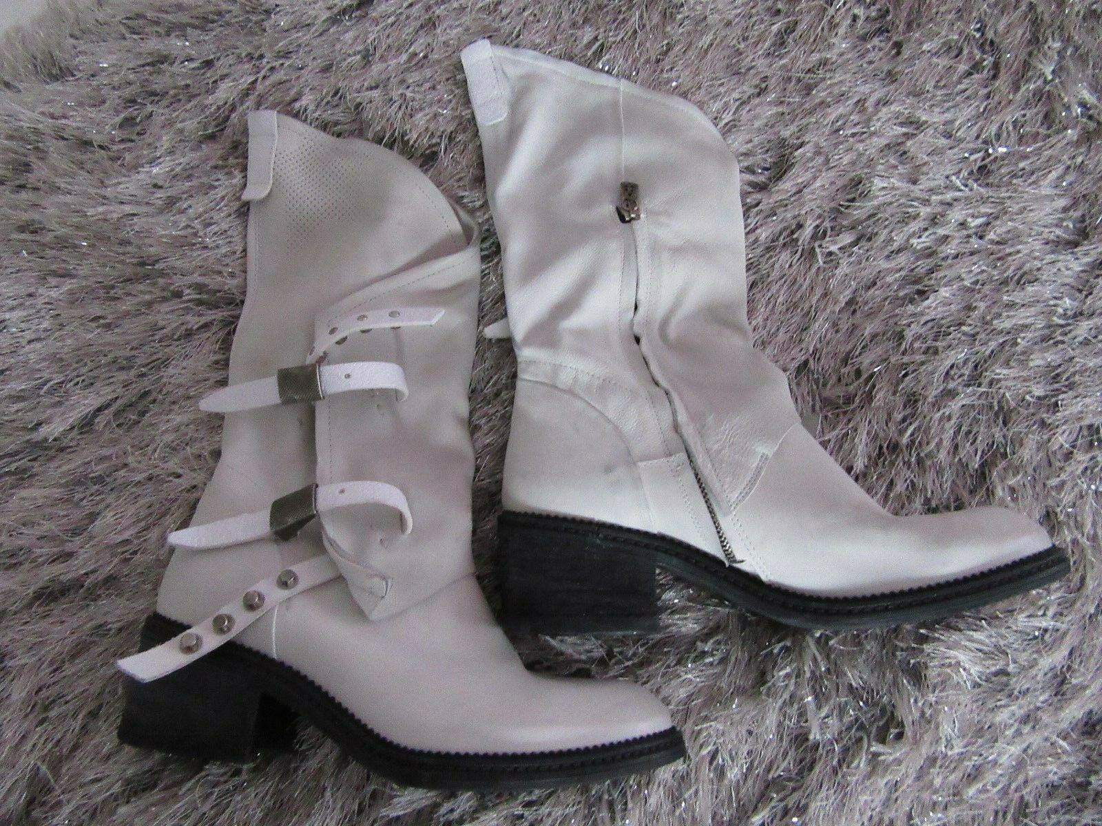 Neue Stiefel der Marke Airstep.98 komplett aus Leder,in Grösse 41