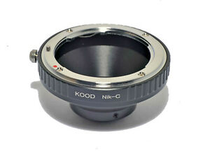 C-Mount-to-Nikon-F-Lens-Adapter