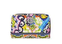 Vera Bradley Turn Lock Wallet In Rio. Sealed. Retail $49