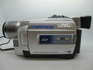 JVC-Digital-Camcorder-Mini-DV-GR-DVL815U-Video-Camera
