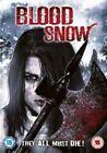 Blood Snow Necrosis 2009 DVD UK Horror Movie Region 2 PAL