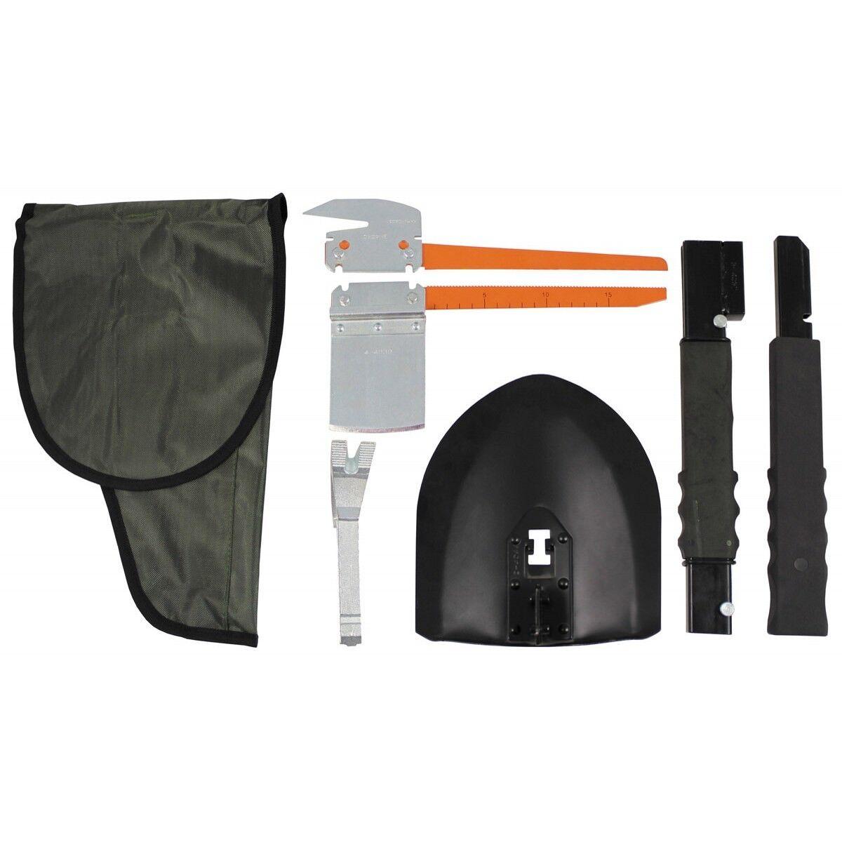 MFH Rettungsset SOS 12 Werkzeuge mit Tasche  Überlebensset Survivalset  fashion brands
